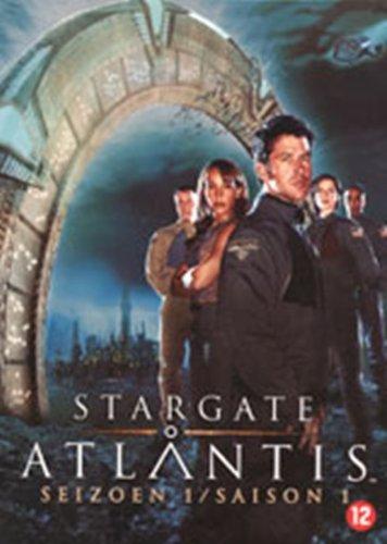 Stargate Atlantis: L'intégrale de la saison 1 - Coffret 5 DVD [Import belge], Tous les DVD