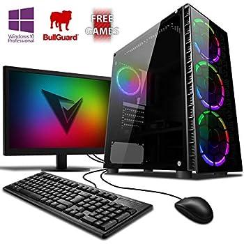 VIBOX Apache Paquete 9 x de Ordenador Gaming Pantalla no ...