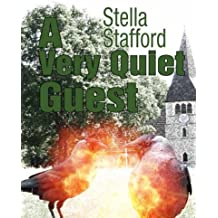A Very Quiet Guest: Large Print Edition: Volume 2 (Little Wychwell Mysteries)