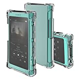 inorlo TPU Tasche Hülle Case Cover für Sony Walkman NW-A35, NW-A45 MP3-Player + Schutzfolie