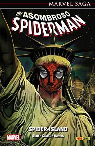 El Asombroso Spiderman 34. Spider-Island   (Marvel Saga 73)