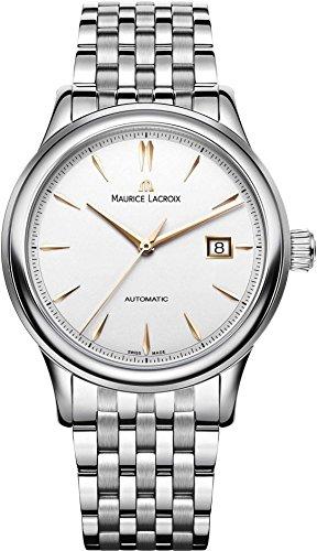 Maurice Lacroix Les Classiques LC6098-SS002-131-1 Automatic Mens Watch Classic & Simple