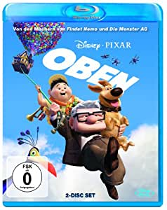 Oben [Blu-ray] [Import allemand]