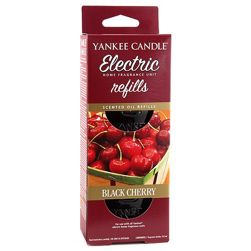 Yankee Candle Kerze Duft Lampe Mine, rot