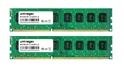 4GB Dual Channel KIT (2x 2GB) für Fujitsu-Siemens ESPRIMO P5731 E-Star 5.0 DDR3 1333MHz PC3-10600 RAM Memory