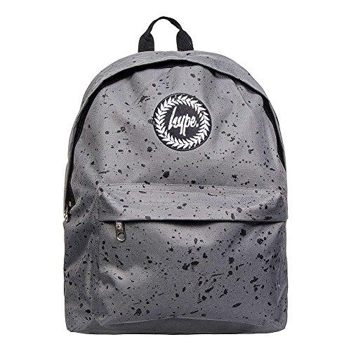Just Hype  Hype bag kit (Splatter), Herren Schultertasche Einheitsgröße Charcoal / Schwarz