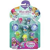 Mattel Shimmer & Shine Pack 8 Genios DTK53