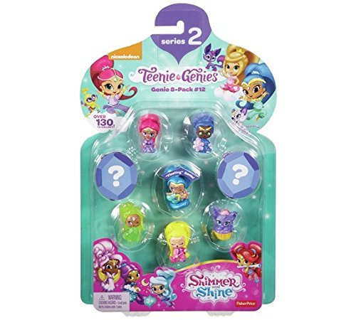 SHIMMER AND SHINE TEENIE GENIES ASSORTED COLOUR