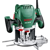 "Precise Engineered Bosch POF 1200AE 1/4"" Plunge Router 1200w 240v [Pack of 1] - w/3yr Rescu3® Warranty"