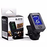 #2: AmiciKart Digital LCD Display Automatic Clip-On Chromatic Guitar Bass, Violin, Ukulele Tuner