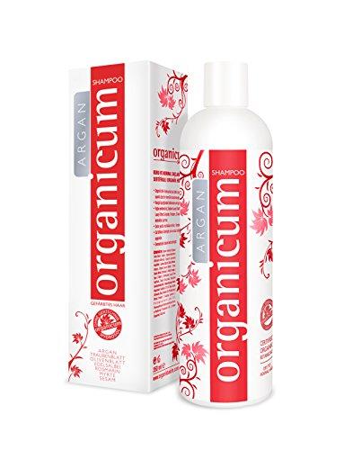 organicum - Argan Shampoo für gefärbtes Haar (350ml) bei Haar-/Kopfhautproblemen