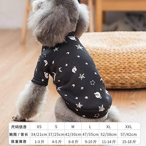 Kostüm Englische Bulldogge - L Pet supplies Jingba Hund englische Bulldogge Kostüm Schnauzer Hündin rosa neues Junges niedlich DREI Monate Hundekleidung