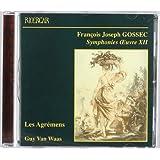 Sinfonien Op.12 1,3,5 / Konzert für Klarinette