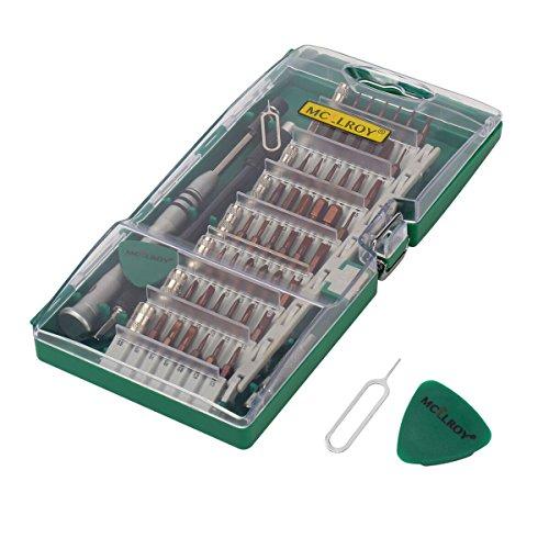 Pynarc-62en1-Kit-del-Destornillador-Electronico-Preciso-Reparacin-Herramientas-de-Precisin-Torx-Manejador-de-Dispositivo-para-Celular-iPad-Tablet-PC-Cmara-Juguete-electrnico