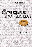 Image of Les Contre-Exemples en Mathématiques