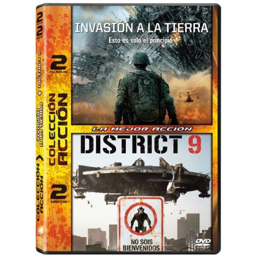 Invasión A La Tierra + District 9 [Spanien Import]