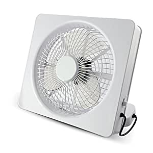Welltop 6 Inches Desk Fan Table Fans Portable Fan Usb