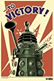 Pyramid International Dalek To Victory Doctor Who - Maxipóster (61 x 91,5 x 1,3 cm), Multicolor