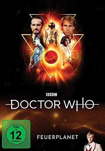 Fünfter Doktor: Feuerplanet (2 DVDs)