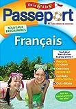 Passeport - Français de la 6e à la 5e - Cahier de vacances