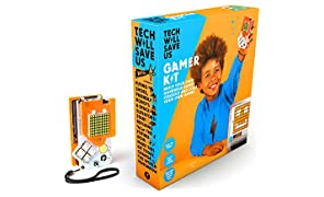 Tech Will Save Us, Gamer Kit (unsoldered) | Coding Games For Kids, Ages 12 + …