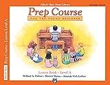 Alfred's Basic Piano Prep Course Lesson Level A with CD: Universal Edition (Alfred's Basic Piano Library)