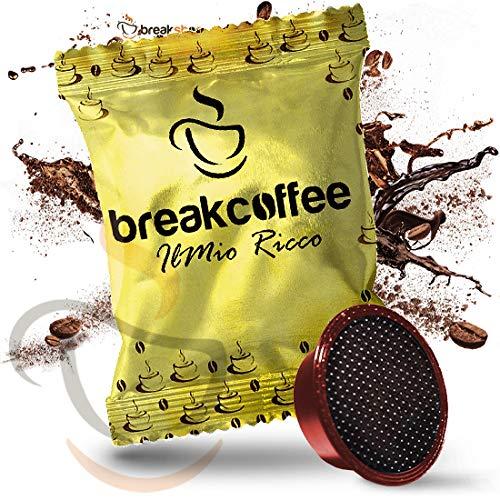 150 Capsule Cialde Caffe Break Coffee Ilmio Ricco Compatibili Lavazza a Modo Mio