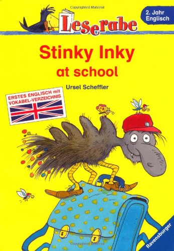 Stinky Inky at school (Leserabe - Schulausgabe in Broschur)