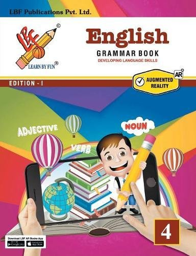 English Grammar Grade 4 por Purshottam Agarwal