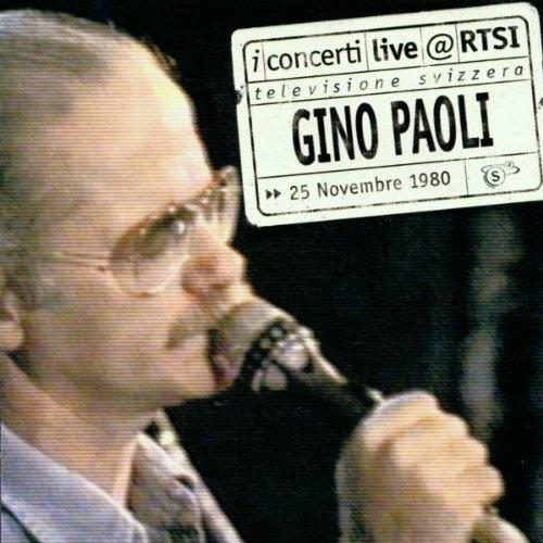 Gino Paoli Live Artsi by Gino Paoli