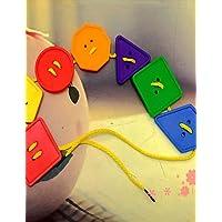 Aimitoysidy buttonl shanped Nähen Bausteine Baukasten diy Spielzeug preisvergleich bei kleinkindspielzeugpreise.eu