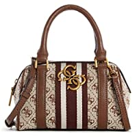 GUESS Womens Satchel Bag, Brown - SB730476