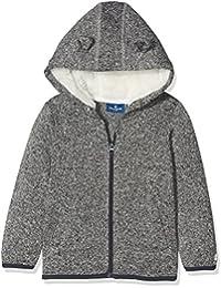 TOM TAILOR Kids Baby Boys' Knit Optic Fleece Jacket