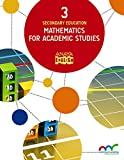 Mathematics for Academic Studies 3. (Anaya English) - 9788469821237
