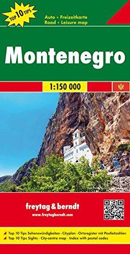Montenegro: FB.J027 par Freytag & Berndt