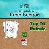 Produkt-Bild: Freie Energie Patentsammlung 30 Top Patente CD Magnetmotor Energiekonverter usw