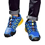 Geili Herren Sneaker Turnschuhe Atmungsaktiv Rutschfest Sportschuhe Männer Freizeit Übergrößen Slip On Laufschuhe Trekking Hiking Halbschuhe Outdoor Fitnessschuhe