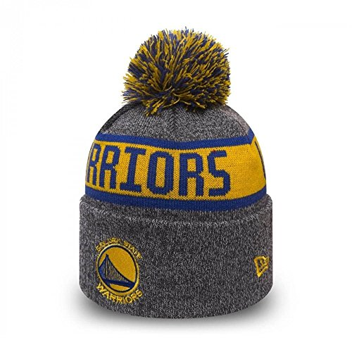 New Era Mütze NBA Marl Knit Golden State Warriors One size
