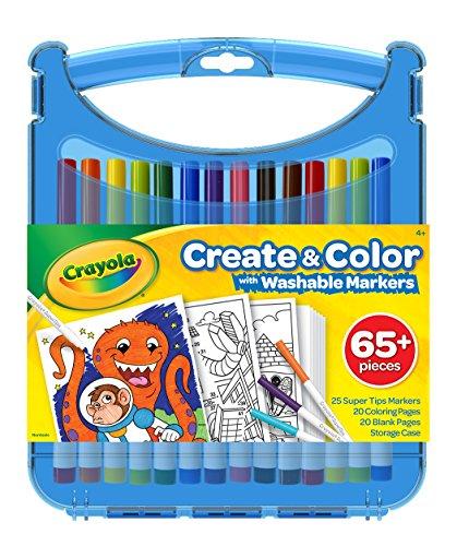 Crayola 04-0377-e-000Super Tipps erstellen und Farbe Fall