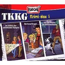 Tkkg Krimi-Box 01