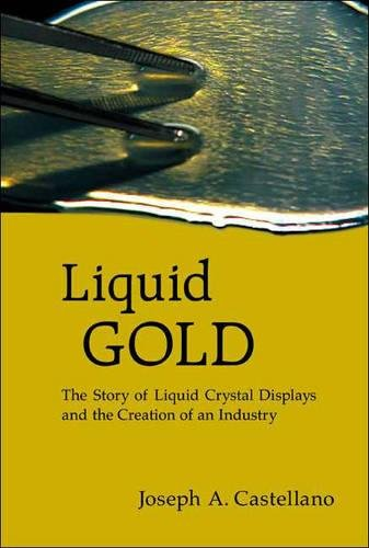 Liquid Gold: The Story Of Liquid Crystal Displays And The Creation Of An Industry Liquid Crystal Display Panel