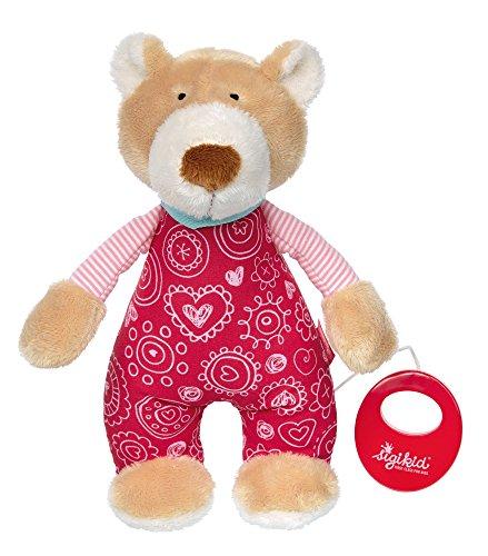 sigikid, Mädchen, Spieluhr Bär, Bellarella, Rosa, 38735