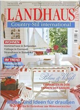 Landhaus Zeitschrift landhaus zeitschrift wohnen garten landhaus abo u bankroute ideen