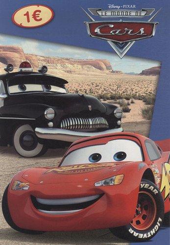 Le monde de Cars Colo-jeux