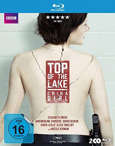 Top of the Lake: China Girl [Blu-ray] China Top