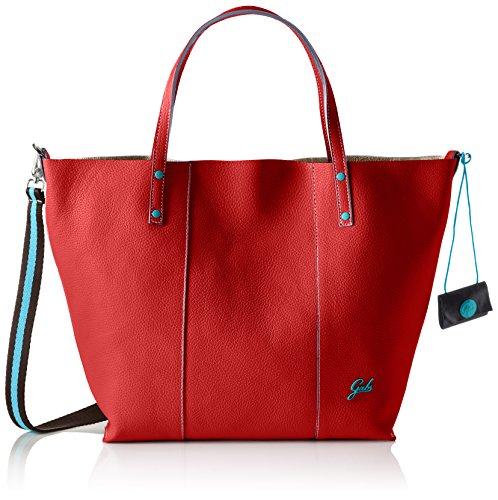 Cm Borsetta Delle Rosso Da Signore Gabs rosso Donna 15x33x51 ErEq4FY