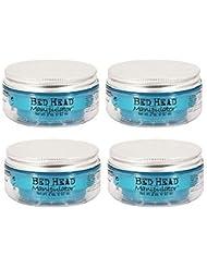 Tigi Bedhead - *Set of 4* 'Manipulator' Texture Hair Paste (57g each).