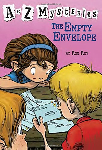 A Empty Envelope (A to Z Mysteries)