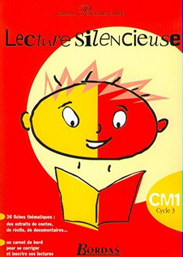 Lecture silencieuse, CM1. Fichier