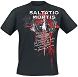 Saltatio Mortis Griffin Trash Polka T-Shirt schwarz